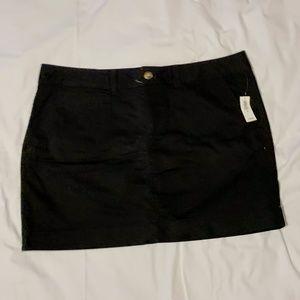 Old Navy Black Mini Skirt (NWT)